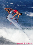 Laurent Guillemin Goya windsurfing