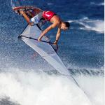 Laurent Guillemin Goya windsurfing