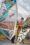 goya windsurfing, francisco goya, windsurf, quatro LS, Goya sails