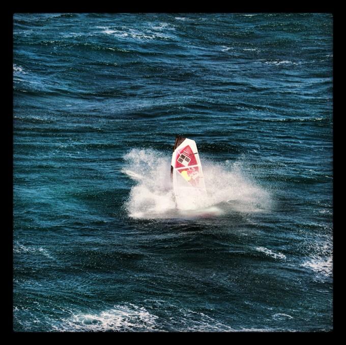 Levi Siver,Goyasails, Goya BANZAI, backloop, windsurfing, goyawindsurfing