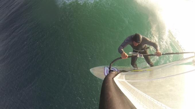 Felipe Wedeles Goya Windsurfing