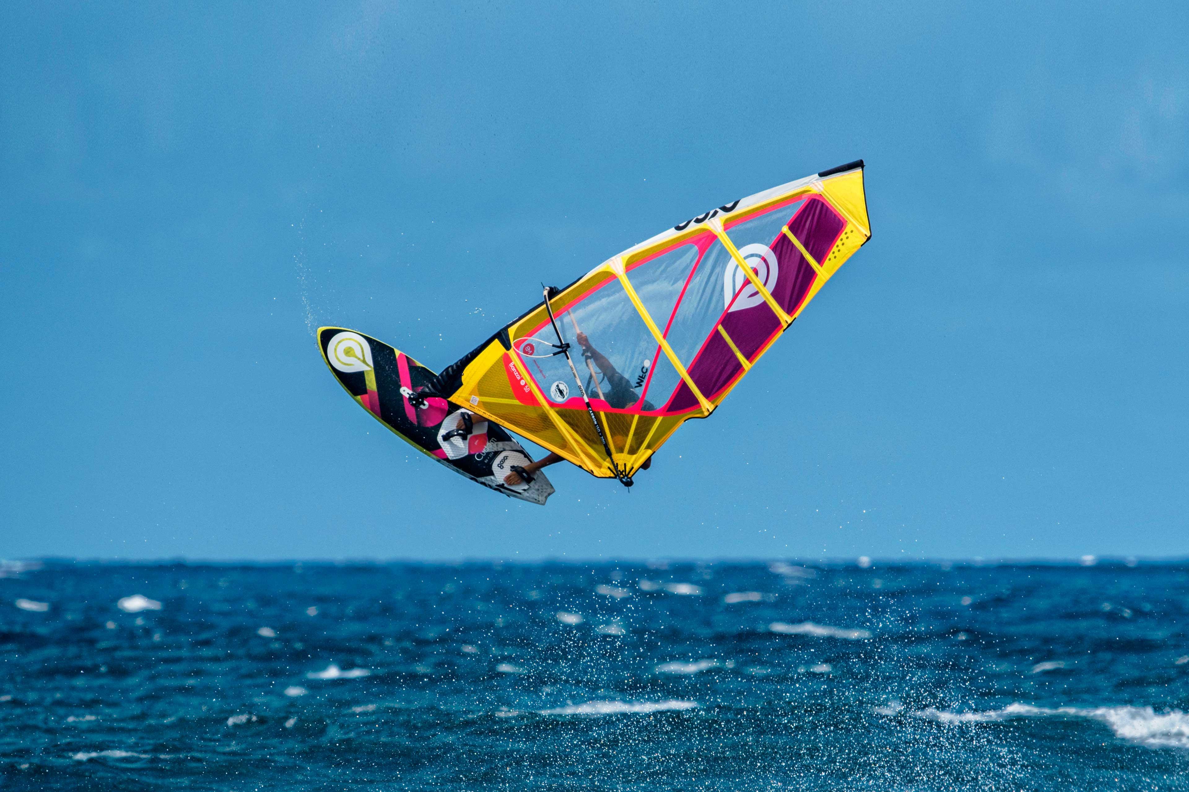 Goya Windsurfing - Boards - Custom Pro Thruster